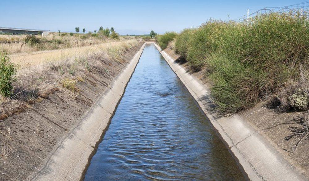 canal de riego fenacore