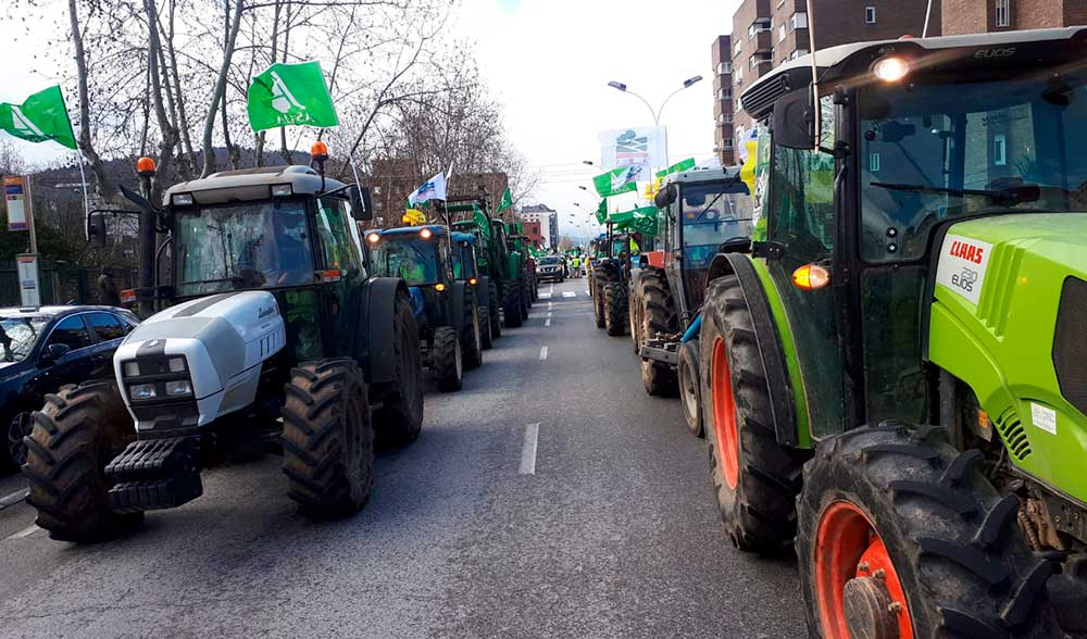 asaja-tractorada