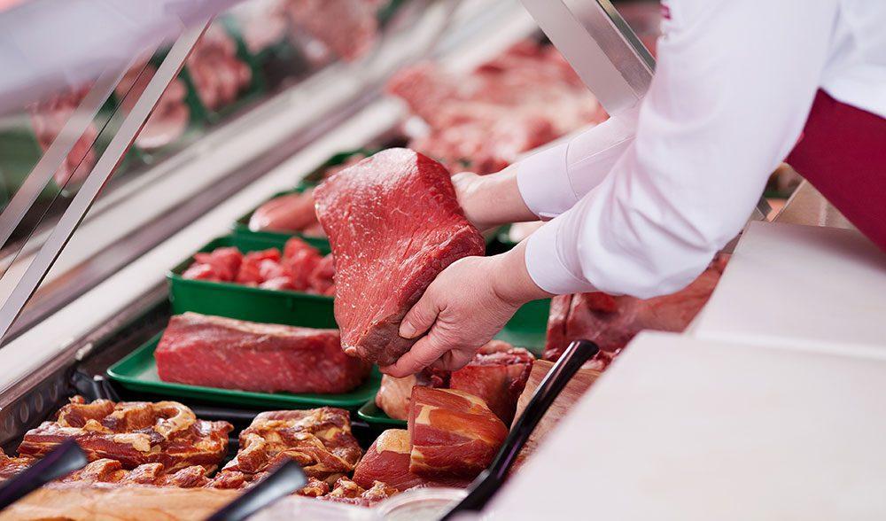 lineal carne carniceria supermercado