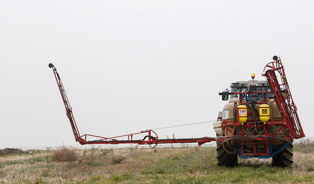 fitosanitarios cuba pulverizador herbicida