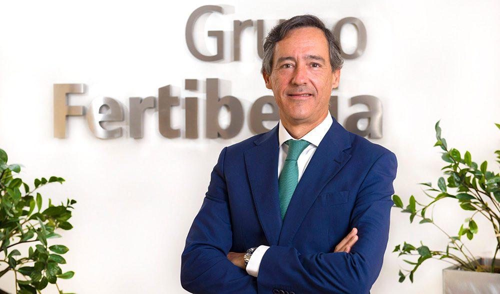 Javier Goñi, Fertiberia